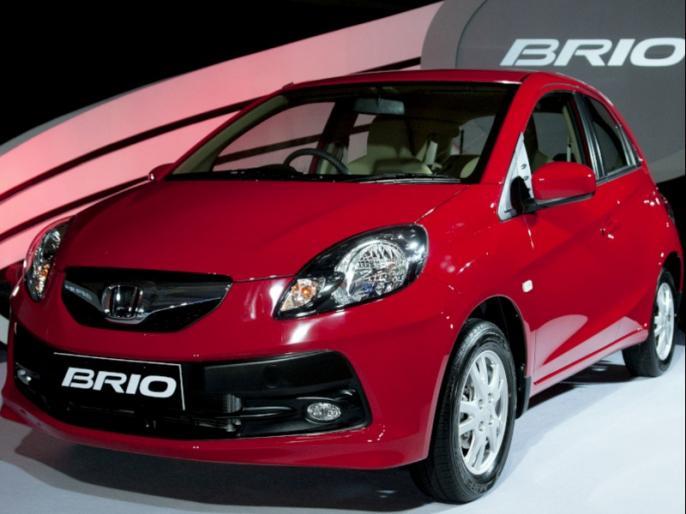 Honda Brio Production closed in India   भारत की सड़कों पर अब नहीं दौड़ेंगी Honda Brio, कंपनी ने बंद की बिक्री