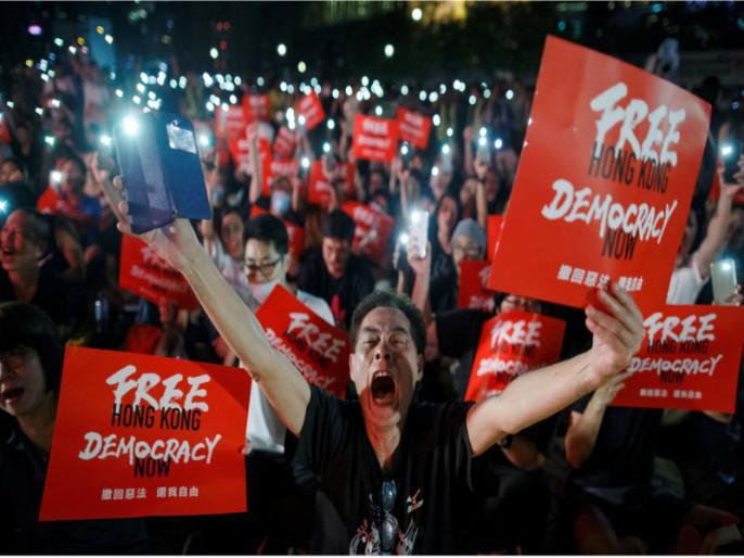 Hong Kong's voiceworld's democracy china america joe biden Kumar Prashant's blog | हांगकांग की आवाज पर ध्यान दें दुनिया के लोकतंत्र, कुमार प्रशांत का ब्लॉग