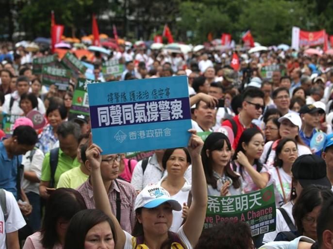 Despite all objections, China passed controversial national security law for Hong Kong: media reports   तमाम ऐतराज के बावजूद चीन ने हांगकांग के लिए पारित किया विवादास्पद राष्ट्रीय सुरक्षा कानून: मीडिया रिपोर्ट्स