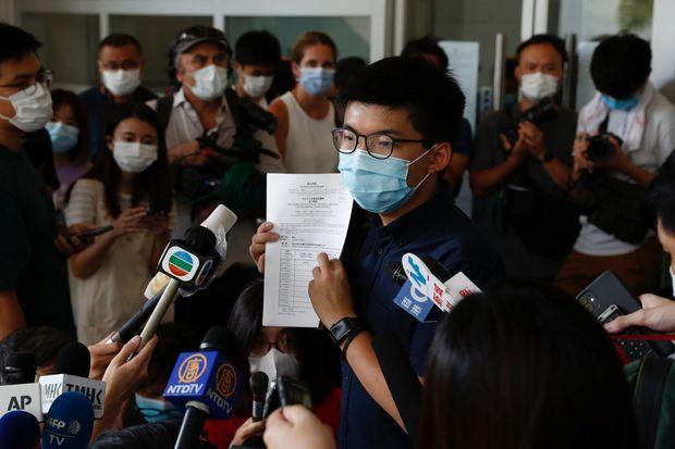 Coronavirus Pandemic Hong Kong postpones legislative elections for a year over | Coronavirus Pandemic:हांगकांगने कोरोना महामारी की वजह से एक साल के लिए चुनाव टाला, विपक्ष को झटका