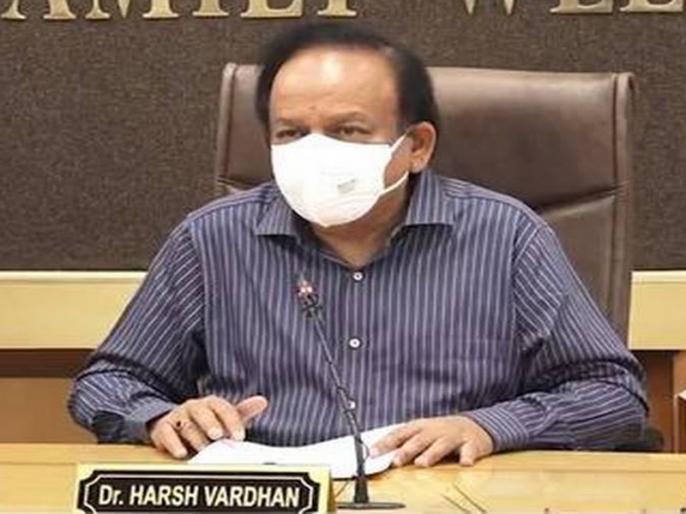 Not a single case of corona virus infection in 180 districts since one week: Harsh Vardhan   बड़ी खबर: 180 जिलों में 7 दिन से कोरोना का एक भी केस नहीं, स्वास्थ्य मंत्री ने जगाई उम्मीद