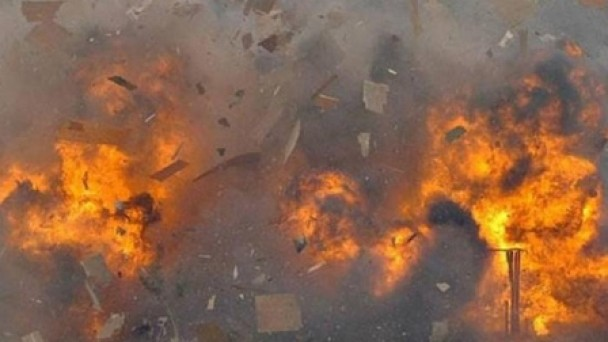 chaibasamajor naxalite incident threesoldiers martyredfiveinjured iedblastjharkhand   चाईबासा में नक्सलियों ने किया लैंड माइंस विस्फोट,तीन जवान शहीद, पांचघायल, मुठभेड़ जारी
