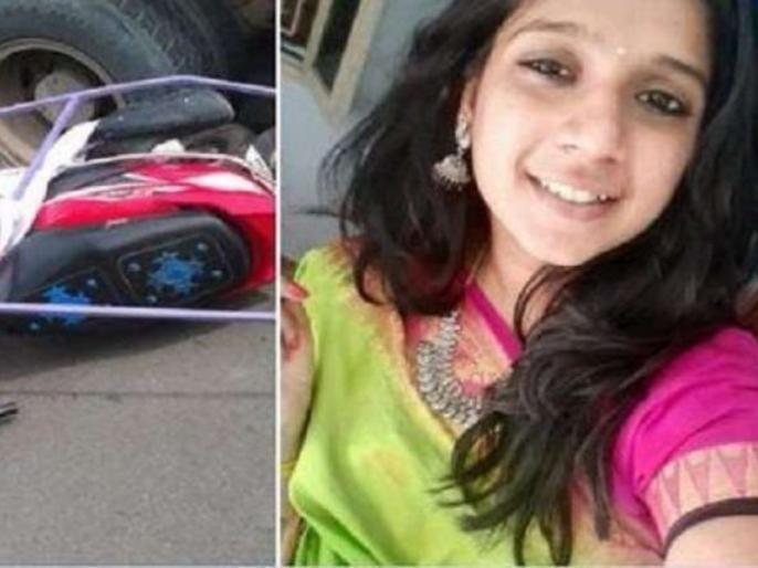 Chennai woman techie dies in freak accident after hoarding falls on her | होर्डिंग गिरने से दुर्घटना में मौत, कोर्ट ने लगाई फटकार- ''सड़कों को पेंट करने के लिए सरकार को और कितने लीटर खून की जरूरत होगी''