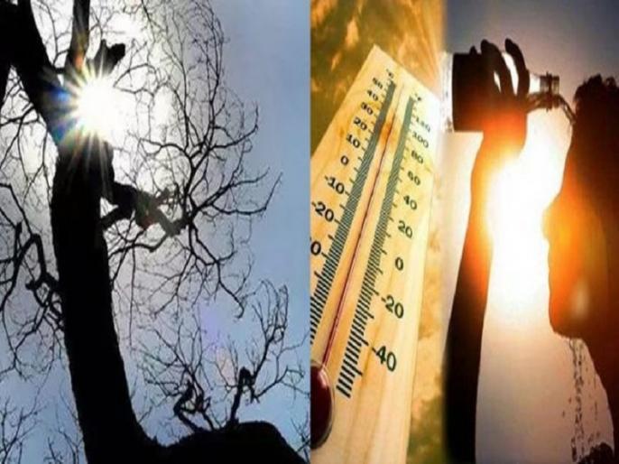 Weather update mercury exceeds 40 degrees Delhi heat NCR temperature rises Rajasthan | मौसम अपडेटः दिल्ली में पारा 40 डिग्री के पार, एनसीआर में गर्मी से लोग परेशान,राजस्थानमें तापमान बढ़ा