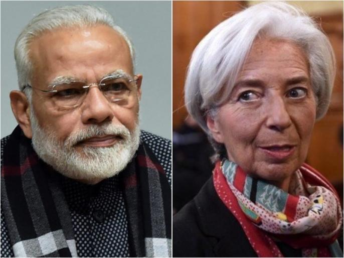 PM Narendra Modi needs to pay more attention to women says IMF CEO Christine Lagarde | IMF प्रमुख ने नरेंद्र मोदी सरकार को दी महिला सुरक्षा पर नसीहत, कहा- पहले भी आगाह किया था