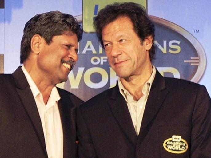 Imran Khan invites Gawaskar, Siddhu and Kapil in Pak PM Oath ceremony 18 August | 18 अगस्त को इमरान खान लेंगे पाक PM पद की शपथ, भारत के इन 3 क्रिकेटरों को भेजा न्योता