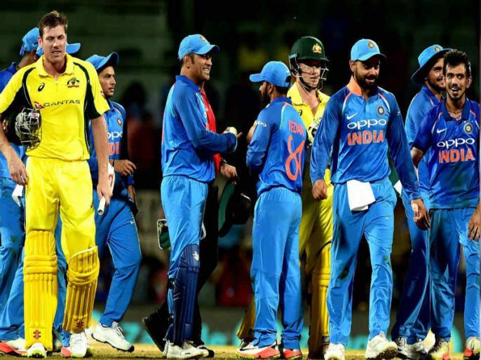 India vs Australia T20I and ODI schedule: Dates, Venues and Full Schedule for two T20Is and five ODIs of Australia Tour of India | Ind vs Aus: भारत दौरे पर 5 वनडे और 2 टी20 मैच खेलेगी ऑस्ट्रेलियाई टीम, जानें सीरीज का पूरा कार्यक्रम