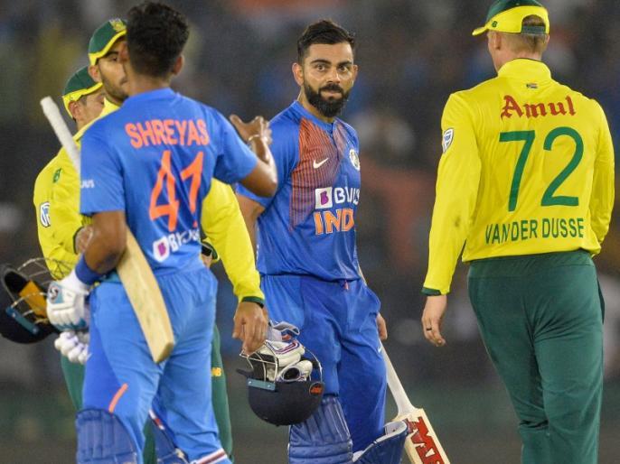 Ind vs SA, 2nd T20: India beat South Africa in 2nd T20 to lead by 1-0 in Series   Ind vs SA, 2nd T20: भारत ने साउथ अफ्रीका को 7 विकेट से हराया, 3 मैचों की सीरीज में बनाई 1-0 से बढ़त