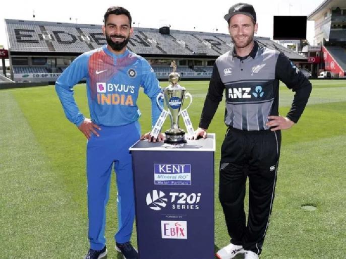 India vs New Zealand T20I series: Records, Analysis, All you need to know   IND vs NZ: कोहली पहली बार खेलेंगे न्यूजीलैंड में टी20I मैच, रोहित की नजरें इस नए कमाल पर, जानें 7 रोचक रिकॉर्ड