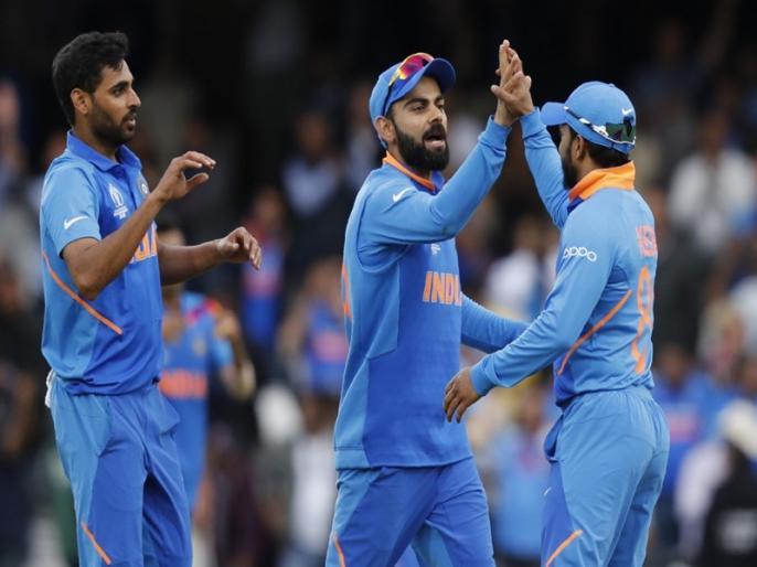 India vs New Zealand world cup match 17 preview, team analysis weakness and strength in Hindi | India vs New Zealand ICC cricket world cup 19th match preview: एक-दूजे के विजयरथ को रोकने उतरेगी दोनों टीमें