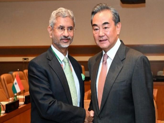India China border tensions talks between Wang Yi and s Jaishankar India China reach 5-point consensus | विदेश मंत्री जयशंकर बोले, LAC पर यथास्थिति बदलने की कोशिश ना हो, जानें भारत-चीन के बीच बैठक की अहम बातें