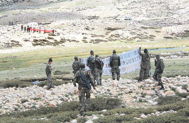 India China Tension: Chinese army will not withdraw from LAC, tension in Ladakh now appears on social media | India China Tension: LAC से नहीं हटेगी चीनी सेना, लद्दाख का तनाव अब सोशल मीडिया पर भी दिखने लगा