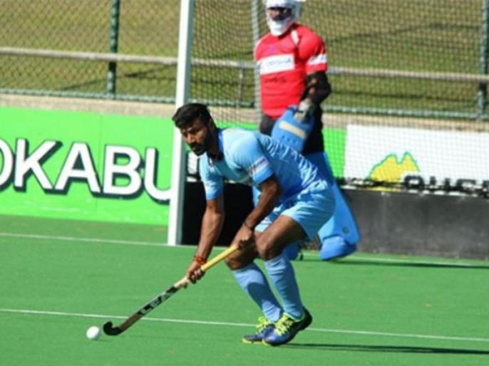Indian men's hockey team registers 3-0 win against Australia A | भारतीय पुरुष हॉकी टीम का दमदार प्रदर्शन, आस्ट्रेलिया ए को 3-0 से दी मात