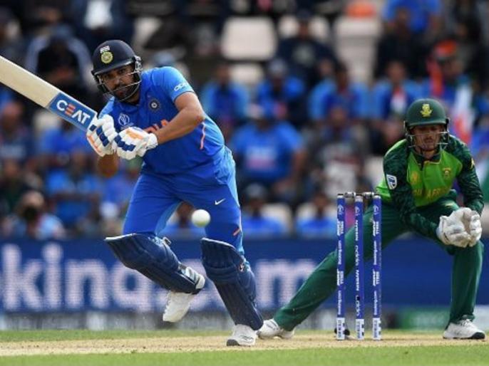 Ind vs SA, 2nd T20: Indian Captain win the toss and elect to field against South Africa   Ind vs SA, 2nd T20: साउथ अफ्रीका के खिलाफ भारत ने इन 11 खिलाड़ियों को उतारा, जानें दोनों टीमों का प्लेइंग इलेवन