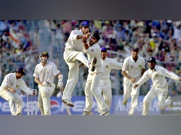 On 15th March 2001 India registered finest test victory against Australia | 18 साल पहले टीम इंडिया ने रचा था इतिहास, रोका था ऑस्ट्रेलिया का लगातार 16 टेस्ट जीत का 'विजय रथ'