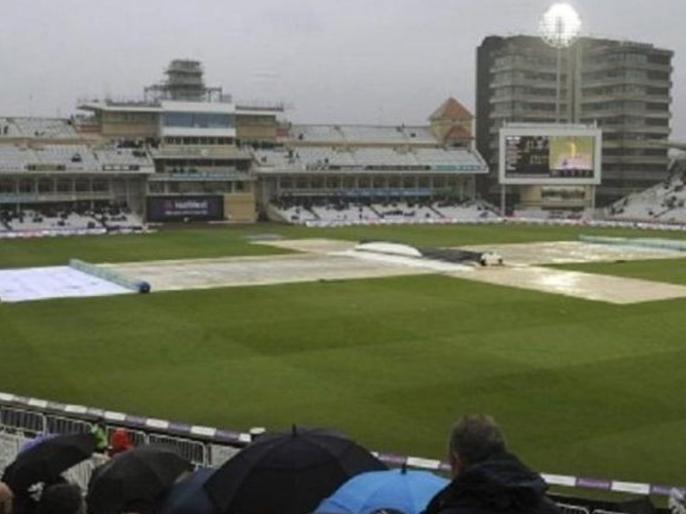 ICC World Cup 2019: India vs New Zealand, Trent Bridge: Nottingham, Weather Forecast, Pitch Report | IND vs NZ: बारिश डाल सकती है खलल, जानिए कैसा रहेगा नॉटिंघम का मौसम, कैसी होगी ट्रेंटब्रिज की पिच