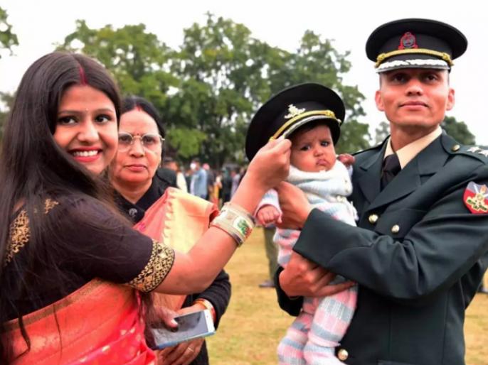 This 28-year-old youth from Bihar used to work in Namkeen Factory, now an officer of Indian Army   बिहार का यह 28 वर्षीय युवा कभी नमकीन फैक्ट्री में करता था काम, अब बना भारतीय सेना का अधिकारी