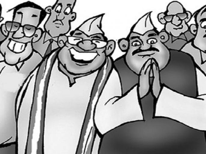 Alok Mehta blog: Making politics free from crime is everyone's responsibility   आलोक मेहता का ब्लॉग: राजनीति को अपराध से मुक्त करना सबकी जिम्मेदारी