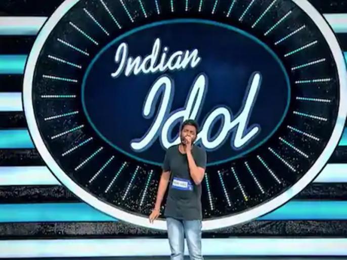 Indian Idol 12 contestant reveals he swept floors on sets judges emotional | कभी इंडियन आइडल के सेट पर झाड़ू लगाता था यह कंटेस्टेंट, अब अपनी दर्द भरी अवाज में गाया ऐसा गाना कि रोने लगे तीनों जज