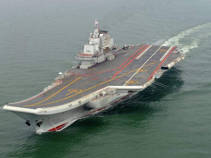 Indian navy deployed INS chennai in oman gulf region in midst of tention between america and iran   ईरान और अमेरिका के बढ़ते तनाव के बीच भारतीय नौ सेना ने ओमान की खाड़ी में तैनात किए युद्धपोत