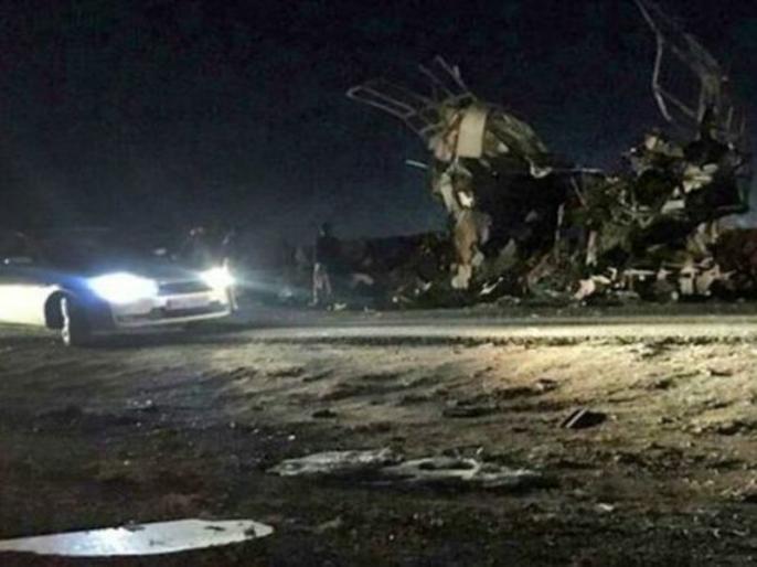 Iran suicide bombing kills 27 Revolutionary Guards | ईरान के रेवोल्यूशनरी गार्ड्स पर आत्मघाती बम हमले में 27 सैनिकों की मौत, 13 अन्य घायल