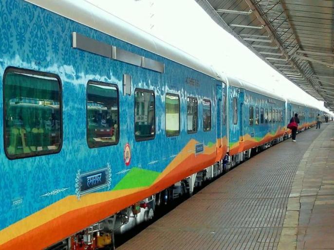 IRCTC website stalled as soon as train ticket booking starts, passengers are not able to book tickets | ट्रेन टिकट की बुकिंग शुरू होते ही IRCTC की वेबसाइट ठप, यात्री नहीं बुक कर पा रहे टिकट