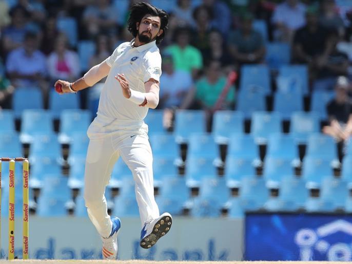 Dhoni saved me from getting dropped, says Ishant Sharma | स्टार तेज गेंदबाज इशांत शर्मा का खुलासा, 'एमएस धोनी ने मुझे टीम से बाहर होने से बचाया था'