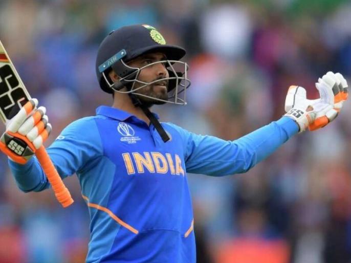 ICC World Cup 2019: By Bits And Pieces, He Ripped Me Apart Today, says Sanjay Manjrekar on Ravindra Jadeja brilliant Knock   CWC 2019: संजय मांजरेकर का रवींद्र जडेजा की तूफानी पारी पर बयान, 'मैं माफी मांगता हूं, उन्होंने मेरी धज्जियां उड़ा दीं'