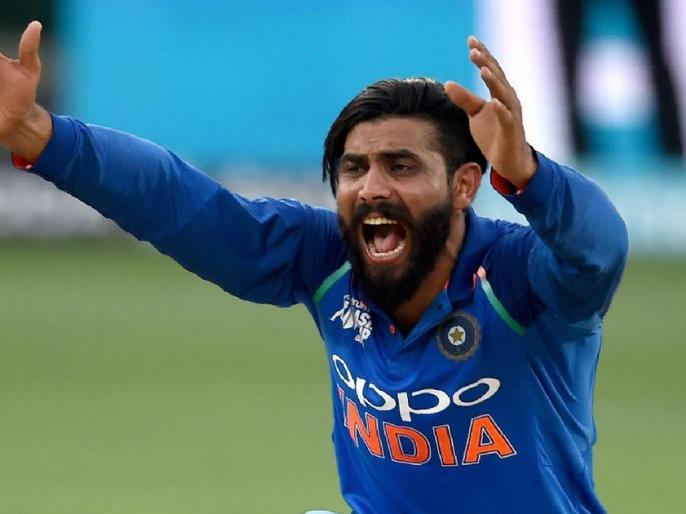 Ravindra Jadeja Included in Team India for ICC Cricket World Cup 2019, Check Full 15-Man Squad   ICC World Cup 2019: चौथे फास्ट बॉलर की जगह जडेजा टीम में शामिल, अश्विन को नहीं मिली जगह