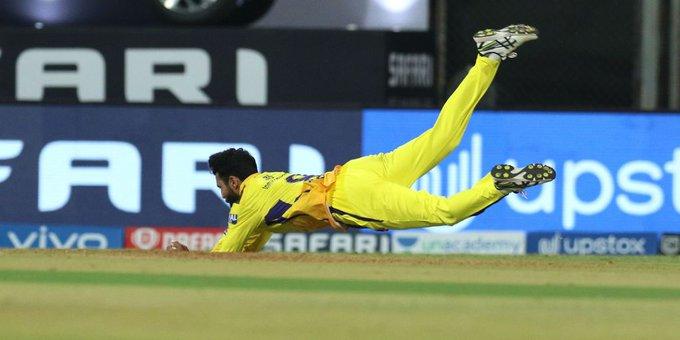 IPL 2021 cskRavindra Jadeja runs out Punjab captain KL Rahul leopardwatch video | रवींद्र जडेजा ने चीते की फुर्ती से पंजाब के कप्तान केएल राहुल को किया रन आउट, देखें वीडियो