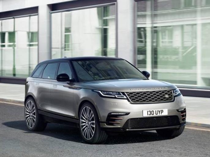 Jaguar Land Rover launched Made in India Range Rover Velar Priced at Rs. 72.47 lakh, Bookings open   Jaguar Land Rover ने लॉन्च की भारत में बनी लक्जरी Range Rover Velar, इतनी है कीमत