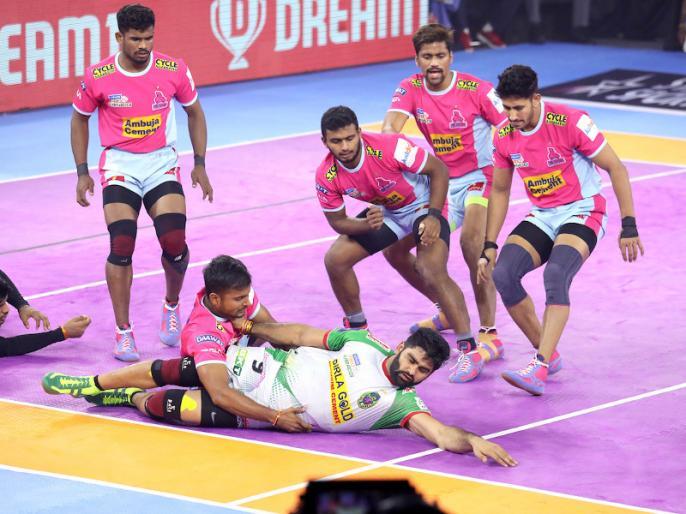 Pro Kabaddi League 2019 Points Table Updated after Bengal Warriors vs Bengaluru Bulls and Patna Pirates vs Jaipur Pink Panthers Match | PKL 2019: पटना पाइरेट्स ने पहली बार लगाई लंबी छलांग, जानें 88 मैचों के बाद कौन सी टीम है टॉप पर, कौन है सबसे पीछे