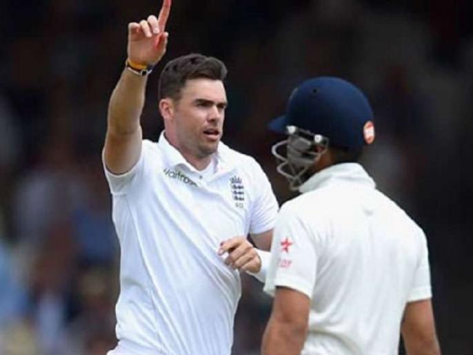india vs england james anderson says kohli is number 1 batsman for a reason | Ind Vs Eng: टेस्ट रैकिंग में कोहली के नंबर-1 बल्लेबाज होने के सवाल पर जेम्स एंडरसन ने दिया ये जवाब