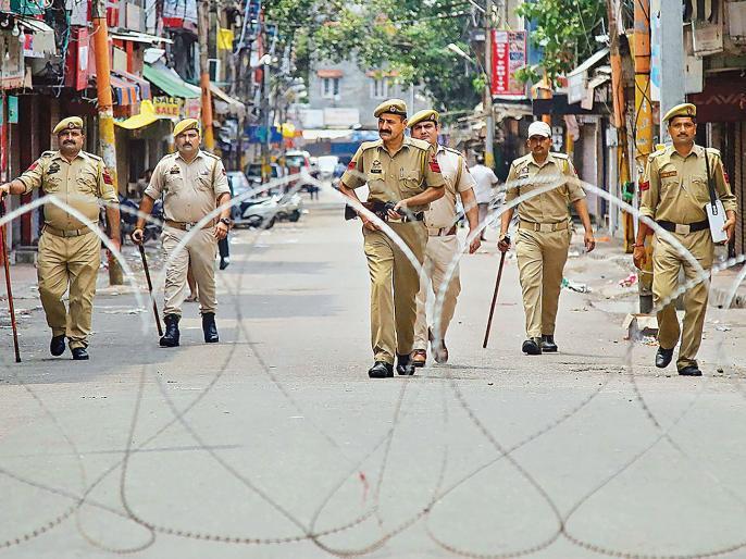Kashmiri Pandits Hold Rally in US to Support Revocation of Article 370 | अनुच्छेद 370: कश्मीरी पंडितों ने अमेरिका में निकाली समर्थन रैली