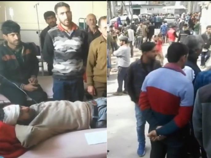 Jammu And Kashmir: car rolled down a deep gorge at Kunda Mod in Ramban updates   जम्मू कश्मीर: रामबन में खाई में गिरी कार, 11 लोगों की मौत, 8 घायल