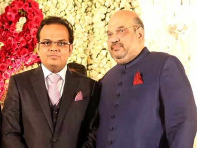 Amit Shah son Jay shah company kusum finserv got illegal credits says congress | अमित शाह के बेटे पर घोटाले का आरोप, कांग्रेस ने पूछा- 6 करोड़ की कंपनी को कैसे मिल गया 95 करोड़ का उधार