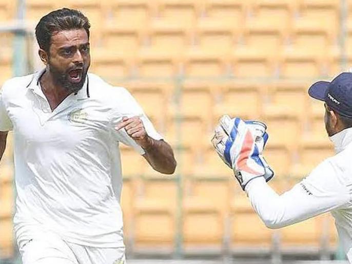 I will be surprised if Jaydev Unadkat is not picked in Indian team: Cheteshwar Pujara | रणजी के एक सीजन में इस गेंदबाज ने झटके 67 विकेट, पुजारा ने कहा, 'अगर उन्हें टीम इंडिया में नहीं मिली जगह तो हैरानी होगी'