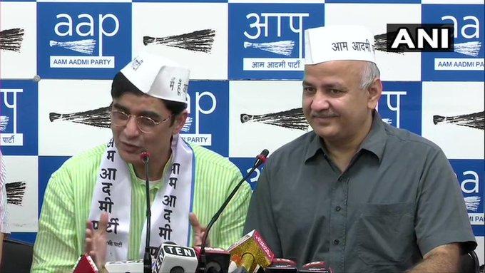 Jharkhand Assembly Elections: A setback to Congress, former president Ajay Kumar joins AAP | झारखंड विधानसभा चुनाव: कांग्रेस को झटका, पूर्व अध्यक्ष अजय कुमार हुए AAP में शामिल