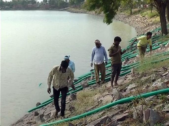 karnataka villagers empty lake after discovery of womans hiv infected body, causes of HIV spread | HIV पीड़ित महिला झील में कूदकर मरी, डर से ग्रामीणों ने खाली कराई झील, क्या इस पानी से एड्स हो सकता है?