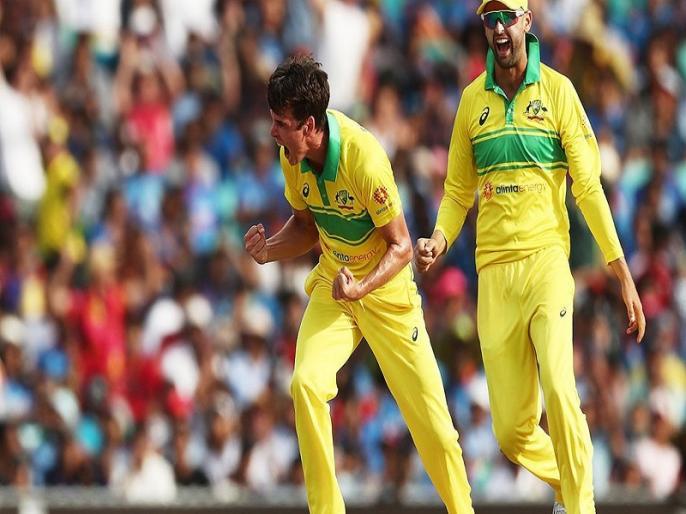 Jhye Richardson takes 4 wickets to guide Australia 34 runs win against India in Sydney Odi | Ind vs Aus: इस ऑस्ट्रेलियाई तेज गेंदबाज ने झटके कोहली समेत 4 विकेट, बना सिडनी वनडे में टीम इंडिया की हार की वजह