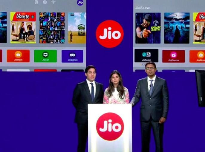 Reliance Jio Fiber broadband launch today offer Free set top box other details   Jio Fiber: आज लांच होगा रिलायंस का जियो फाइबर, ब्रॉडबैंड कनेक्शन के साथ फ्री सेट टॉप बॉक्स देगा जियो