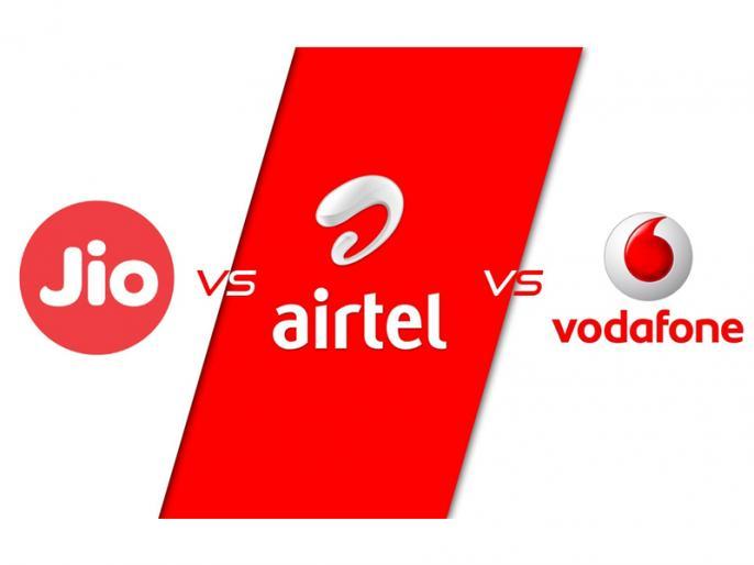 Airtel, Vodafone Idea and Reliance Jio hike mobile services rates by up to 40 percent | सस्ते कॉल और डेटा का दौर खत्म, वोडाफोन-आइडिया, एयरटेल के बाद जियो ने भी महंगी कीं सेवाएं