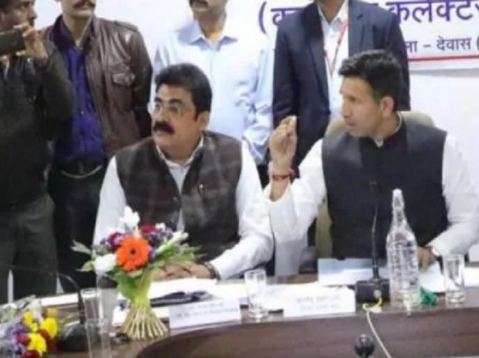 Madhya Pradesh: MP and incharge minister clash in District Planning Committee meeting | मध्य प्रदेश: जिला योजना समिति की बैठक में सांसद और प्रभारी मंत्री भिड़े