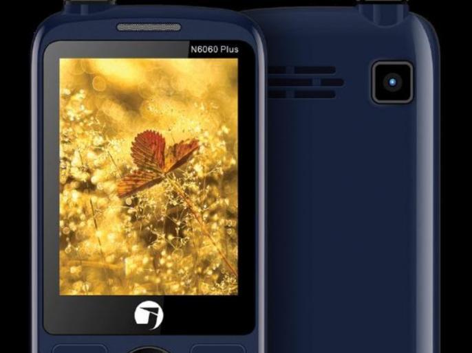Jivi N6060 Plus feature phone launched in India with 5000mAh battery: Price at Rs. 1,699 | 5000mAh बैटरी वाले इस फोन की कीमत है सिर्फ 1699 रुपये, पावर बैंक का भी करेगा काम