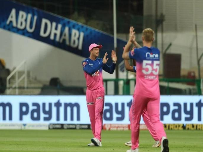Jos Buttler takes unbelievable flying catch to dismiss Faf du Plessis in CSK v RR IPL match | VIDEO: जोस बटलर ने हवा में छलांग लगाकर पकड़ा शानदार कैच, बल्लेबाज भी रह गया हैरान