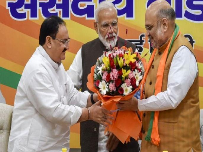 JP Nadda will make major changes in BJP organization, Manoj Sinha may be made general secretary | BJP संगठन में बड़ा फेरबदल करेंगे जेपी नड्डा, मनोज सिन्हा बनाए जा सकते हैं महासचिव