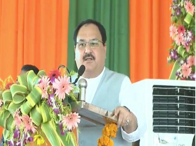 JP Nadda slams on sharad pawar over his comments | महाराष्ट्र चुनावः जेपी नड्डा ने साधा NCP अध्यक्ष पर हमला, कहा- हार सामने देख, पवार ने संयम खोया