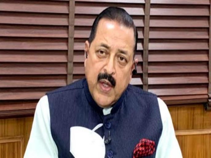 J&K Congress seeks Union minister Jitendra Singh resignation over corruption charges | कांग्रेस ने मांगा जितेन्द्र सिंह का इस्तीफा, केंद्रीय मंत्री पर पूर्व एमएलसी ने लगाए कई गंभीर आरोप