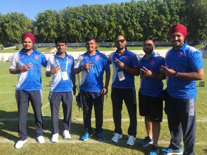 Sukhbeer stars as India bag bronze in World Archery Youth Championships | विश्व तीरंदाजी युवा चैंपियनशिप में भारतीय टीम ने जीता ब्रॉन्ज मेडल