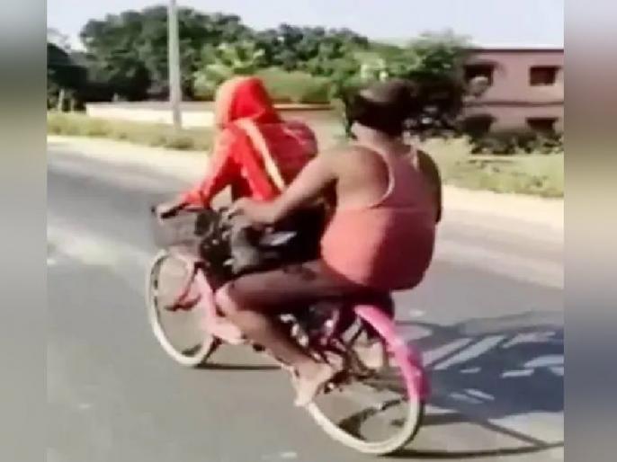 Cycling Federation to Help Jyoti Who Travelled Thousand Kilometers from Gurugram to Darbhanga By Bicycle with Father | लॉकडाउन में पिता को साइकिल पर बिठाकर गुरुग्राम से दरभंगा पहुंचीं ज्योति, भारतीय साइकिलिंग महासंघ देगा ट्रायल का मौका